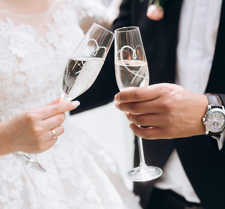 celebracion de bodas en hotel chane la puebla de alfinden zaragoza
