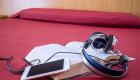 habitacion doble cama de matrimonio hotel chane la puebla de alfinden