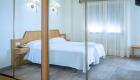 habitacion doble dos camas hotel chane