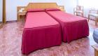 habitacion individual con cama doble hotel chane