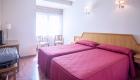 habitacion individual con dos camas hotel chane