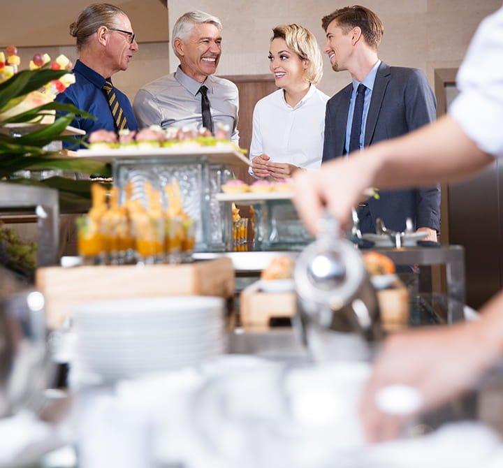 reuniones de empresa hotel chane la puebla de alfinden zaragoza