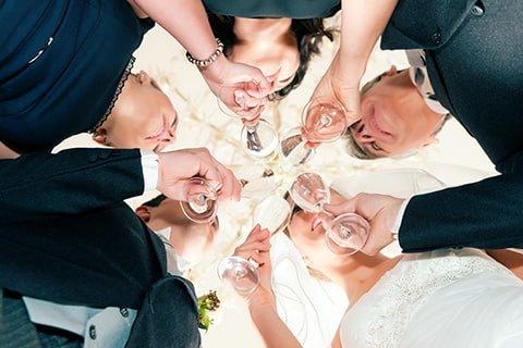celebraciones de bodas hotel restaurante chane