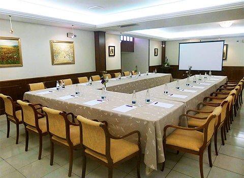 sala reuniones de empresa