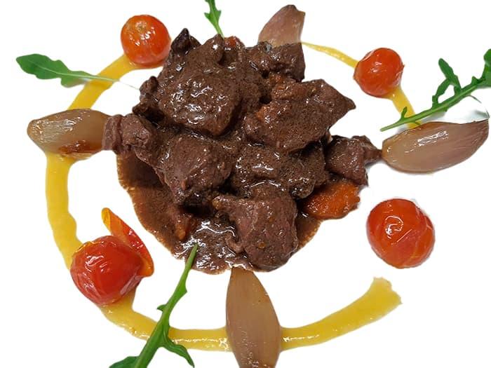 segundos platos de carne restaurante chane